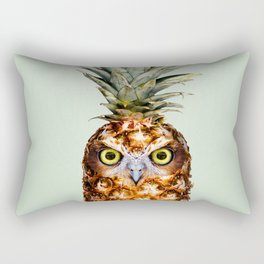 PINEAPPLE OWL Rectangular Pillow