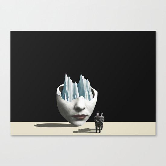 Zero K (2016) Canvas Print
