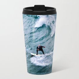 Motion Metal Travel Mug