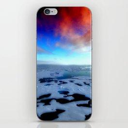 in the funky ice iPhone Skin