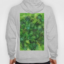 Through the Emerald Canopy Hoody