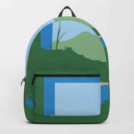 Unnatural Boundaries Backpack
