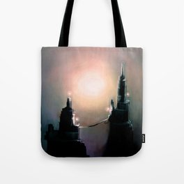 The Land of Everam Tote Bag