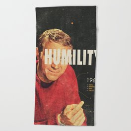Humility 1968 Beach Towel
