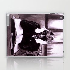 The Invisible Man Laptop & iPad Skin