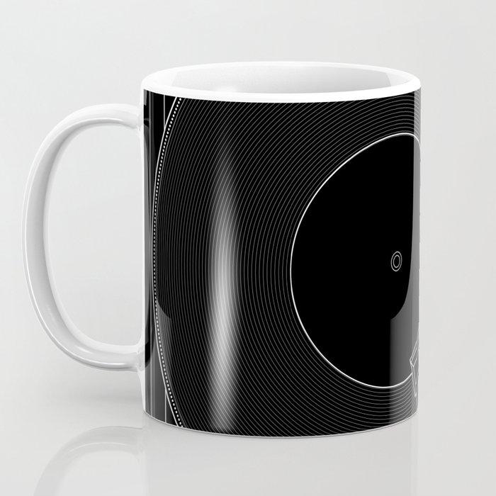 Turntable Coffee Mug