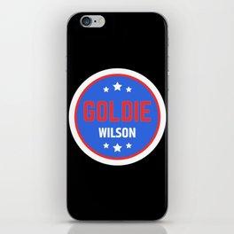 Goldie Wilson iPhone Skin