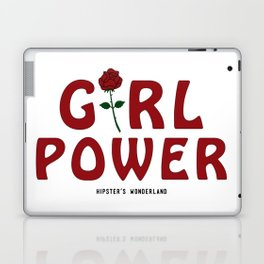 Girl Power Laptop & iPad Skin