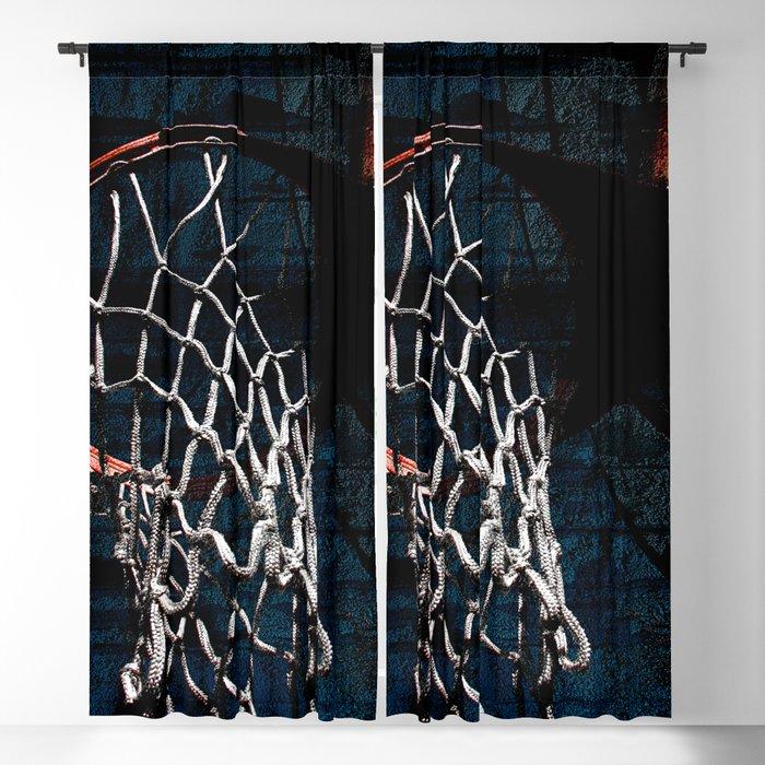 Modern basketball art cx 5 Blackout Curtain