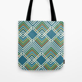 Track & Field Tote Bag