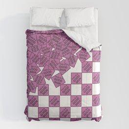 Good Signs! Comforters
