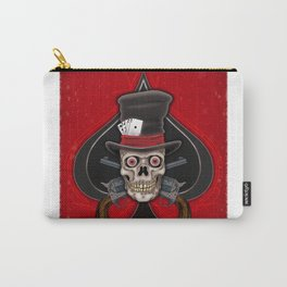 Dead Man's Hand Carry-All Pouch