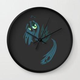 My Little Pony - Minimal Queen Chrysalis Wall Clock