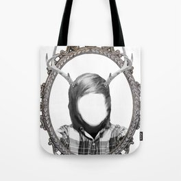 Self Portrait Tote Bag