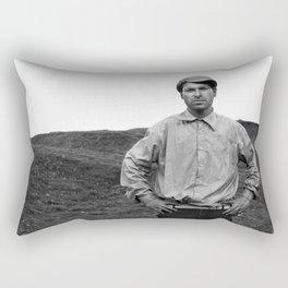 Roma Villager Rectangular Pillow