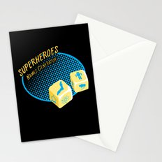 Super-Heroes-Name-Generator Stationery Cards