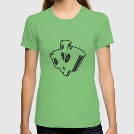 Fat cap style T-shirt