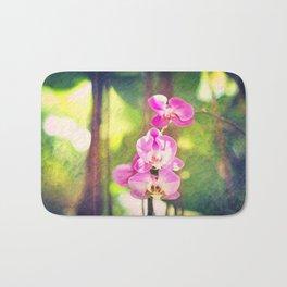 Orchid Impressions Bath Mat