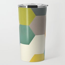Honeycomb I Travel Mug