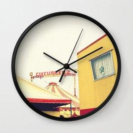 CIRCUS RENZ _5 Wall Clock