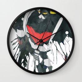 UFO2 Wall Clock