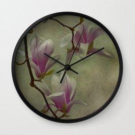 graceful beauty Wall Clock