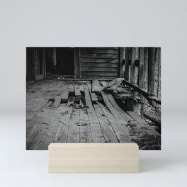 Floored Mini Art Print