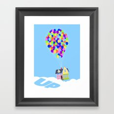 UP!  Framed Art Print