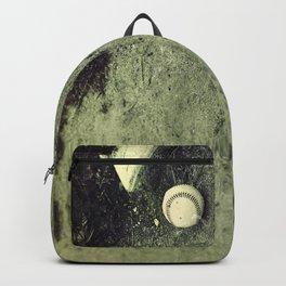Lone Baseball; Experimental Approach Backpack