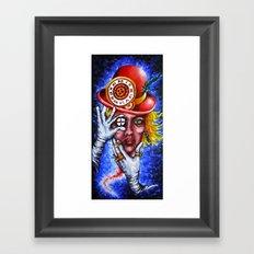 La Belle Femme sans Merci  Framed Art Print