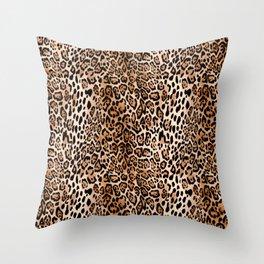 SAFARI LEO Throw Pillow