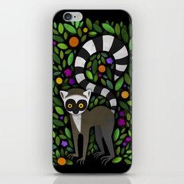Lemur iPhone Skin