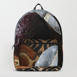 Avocado and Stone Backpack