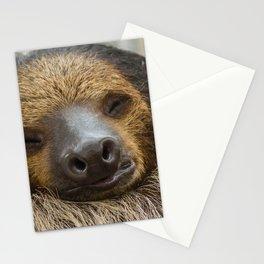 Sloth_005_by_JAMFoto Stationery Cards