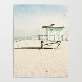 Venice Beach Tower Poster