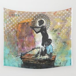 Sobre Agua Wall Tapestry