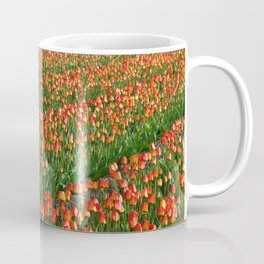 Tulip Field 2 Coffee Mug