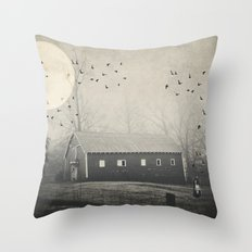 Dream a little dream....... Throw Pillow