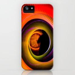 En el portal iPhone Case