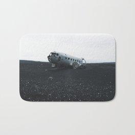 DC-3 Wreck I Bath Mat