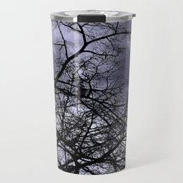 Purple Escape Travel Mug
