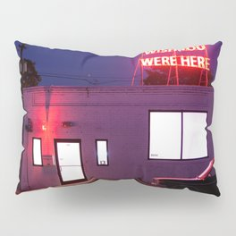 Wish You Were Here Pillow Sham