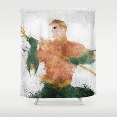 Trident Shower Curtain