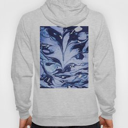 Dark and Bright and Blue Hoody