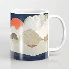 Midnight Beach Coffee Mug