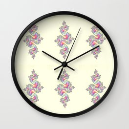 Shades of India Wall Clock