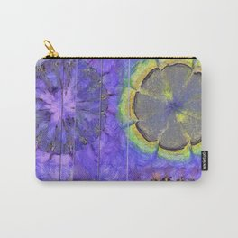 Resistability Woof Flower  ID:16165-105348-97381 Carry-All Pouch