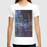 cracked T-shirts featuring cracked Earth by helsch photography