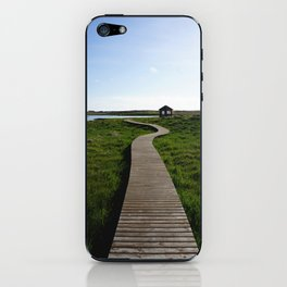 Icelandic Walk iPhone Skin