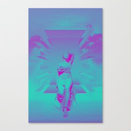 Ascension Wave Canvas Print